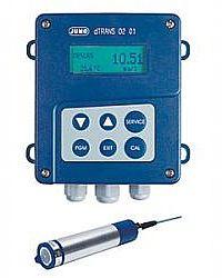 מדידת חמצן מומס במים